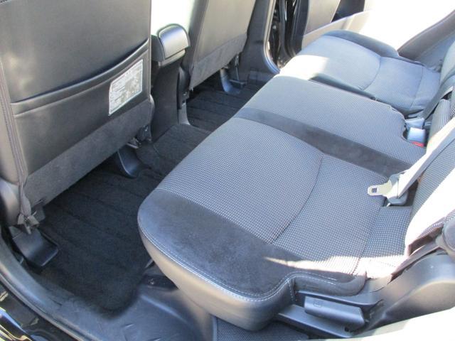ローデスト24G HDDナビ TV スマートキー ディスチャージ フォグランプ 4WD 7人乗り レイズアルミホイール オートライト オートAC 人気のローデスト パドルシフト ETC 車検整備付き(60枚目)