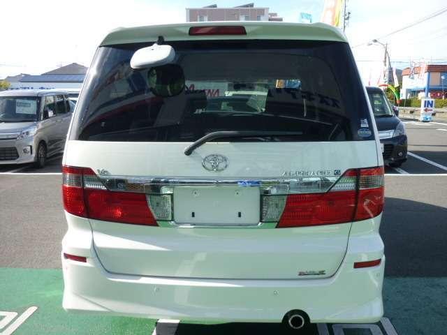 トヨタ アルファードG MS HIDオートライト コーナセンサー