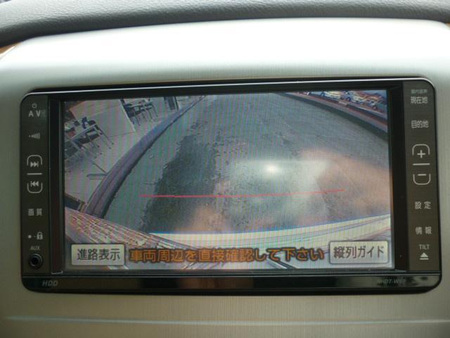 トヨタ アルファードG ASプライムセレクションII HDDナビ バックカメラETC