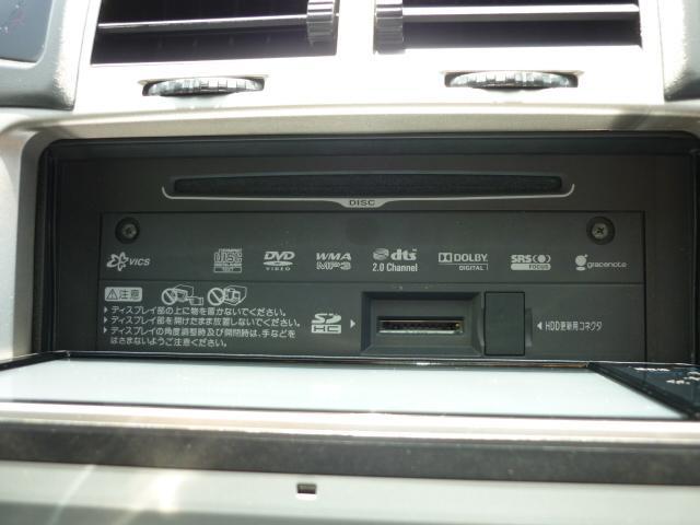 F 純正HDDナビ TV DVD再生CD録音 BT ETC(10枚目)