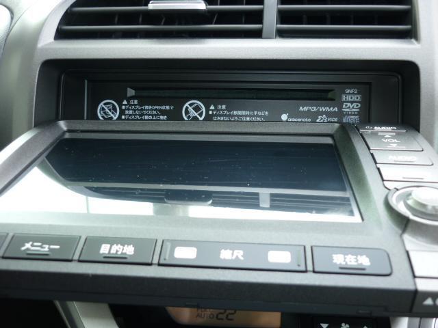 X 純正HDDナビ CD録音DVD再 BカメラETC HID(7枚目)