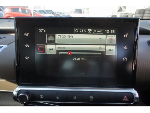 シトロエン シトロエン C4 カクタス 正規ディーラー車 200台限定 タッチスクリーン