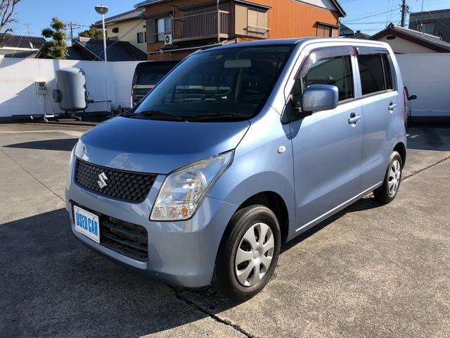 「スズキ」「ワゴンR」「コンパクトカー」「静岡県」の中古車7