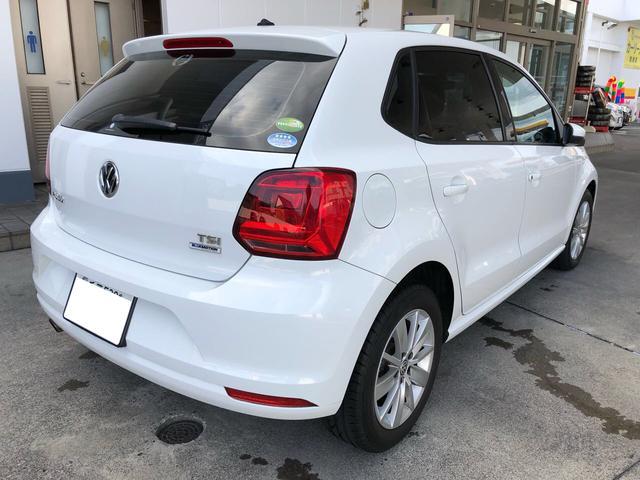 「フォルクスワーゲン」「VW ポロ」「コンパクトカー」「静岡県」の中古車7