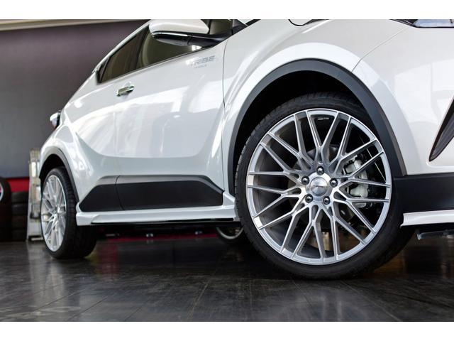 コンプリートカー装備品 エスプリエアロ3点(フロントスポイラー サイドステップ リアハーフスポイラー) ボディ同色オーバーフェンダー トライブフォース20インチホイール エスプリオリジナルフロアマット