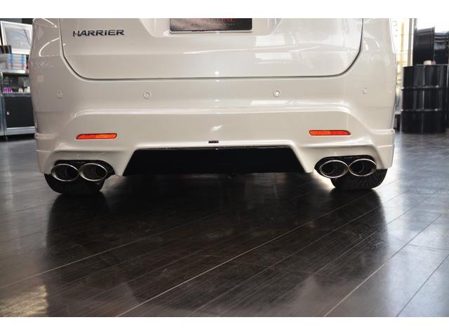 トヨタ ハリアー エレガンス 新車エスプリコンプリートカー エアロ 20AW