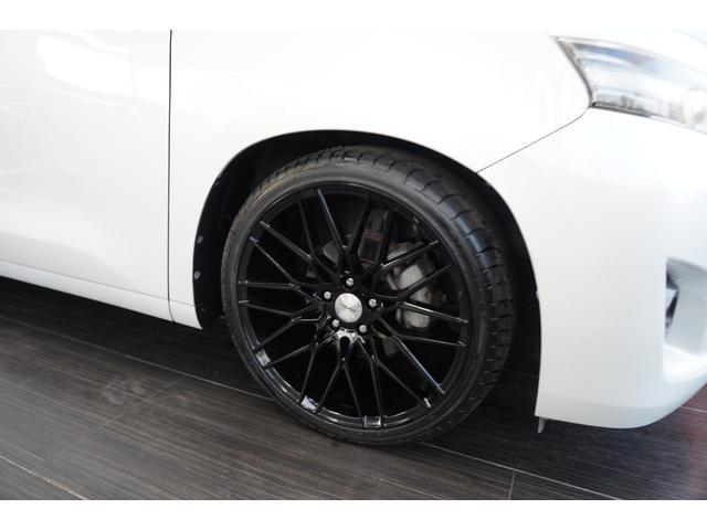 トライブフォース20インチAW新品装着・タイヤ4本新品装着・ローダウン