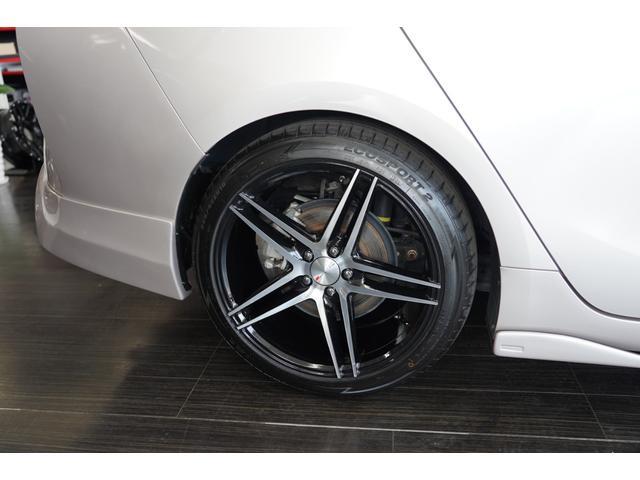 ゴーストラインLG4 18インチホイール&タイヤ 新品装着
