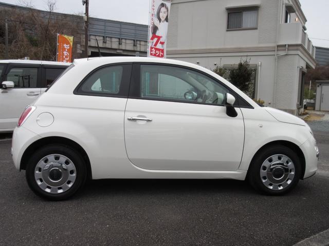 「フィアット」「フィアット 500」「コンパクトカー」「静岡県」の中古車5