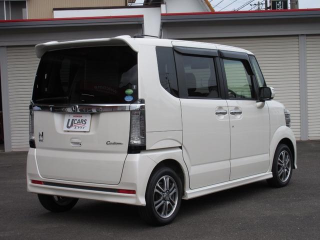 「ホンダ」「N-BOX」「コンパクトカー」「静岡県」の中古車7