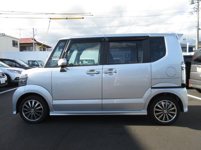 「ホンダ」「N-BOX」「コンパクトカー」「静岡県」の中古車5