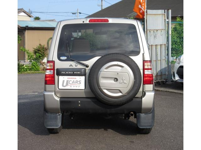 「三菱」「パジェロミニ」「コンパクトカー」「静岡県」の中古車6
