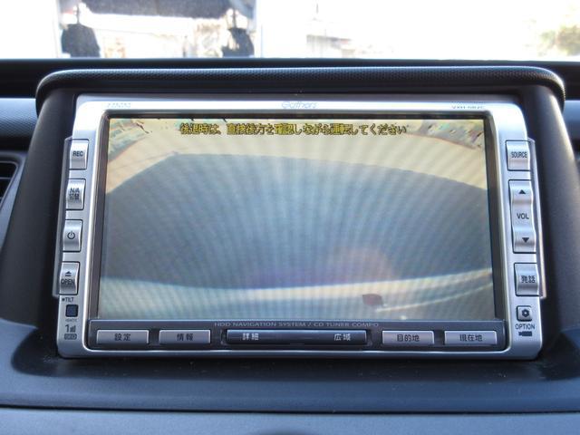 G スタイルエディション HDDナビ ワンセグTV ミュージックサーバー バックカメラ 両側電動スライドドア(21枚目)