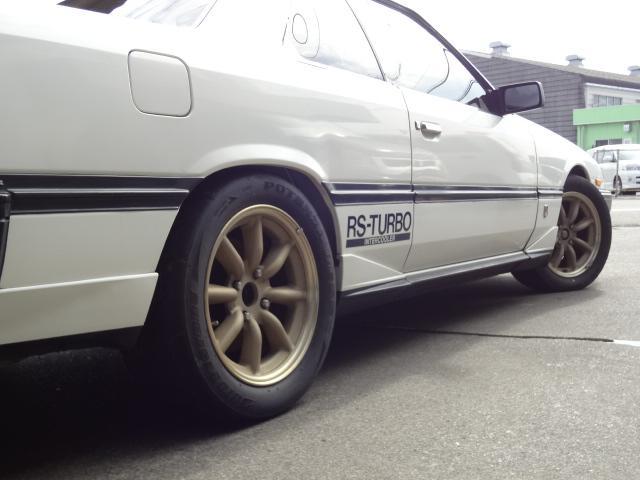 日産 スカイライン 2000RSターボ チューニング車 ガレージ保管