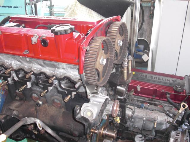 三菱 ランサー GSRエボリューションV エンジンエボVIII 6速載替仕様