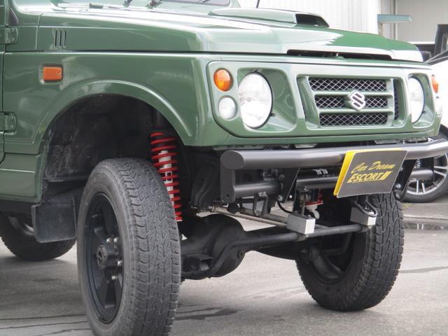 4WD オールペイント エアコン ルーフキャリア(4枚目)