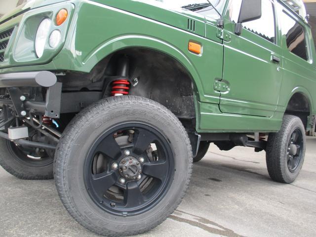 4WD オールペイント エアコン ルーフキャリア(6枚目)