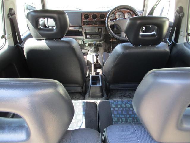 4WD オールペイント エアコン ルーフキャリア(18枚目)