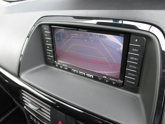マツダ CX-5 20SセーフティクルーズパッケージAWD・パイオニアメモリー