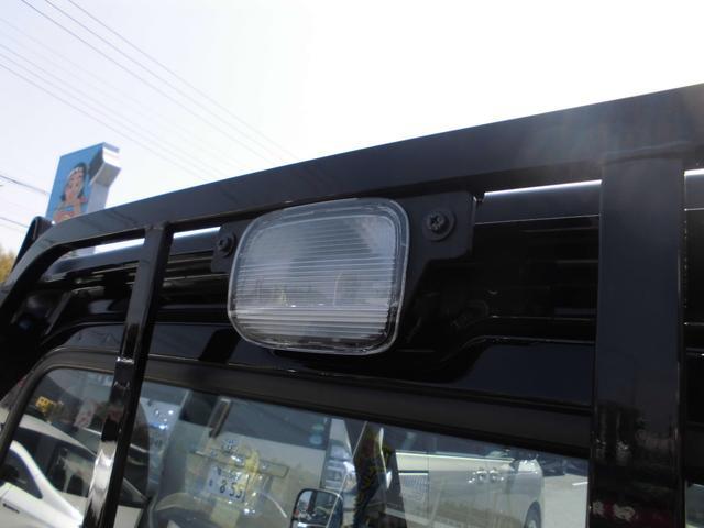 ホンダ アクティトラック SDX 4WD 荷台灯 社外アルミ 届出済未使用車
