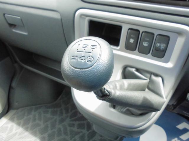 クルーズターボリミテッド 4WD 5MT キーレス(12枚目)
