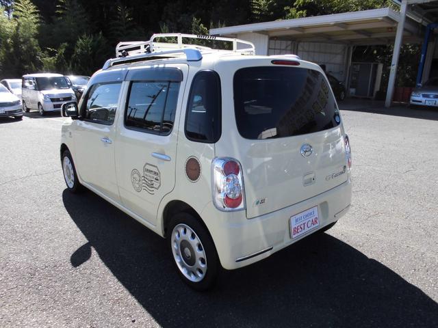 「ダイハツ」「ミラココア」「軽自動車」「静岡県」の中古車5
