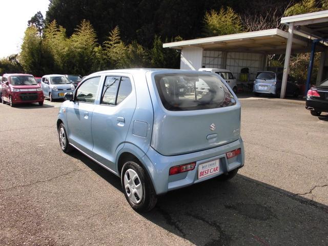 「スズキ」「アルト」「軽自動車」「静岡県」の中古車5
