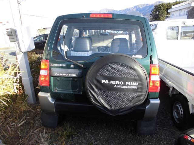 三菱 パジェロミニ X4WD 5速MT