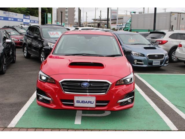 1.6GT アイサイトスマートエディション E型元試乗車(4枚目)