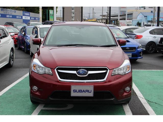 「スバル」「XVハイブリッド」「SUV・クロカン」「静岡県」の中古車4
