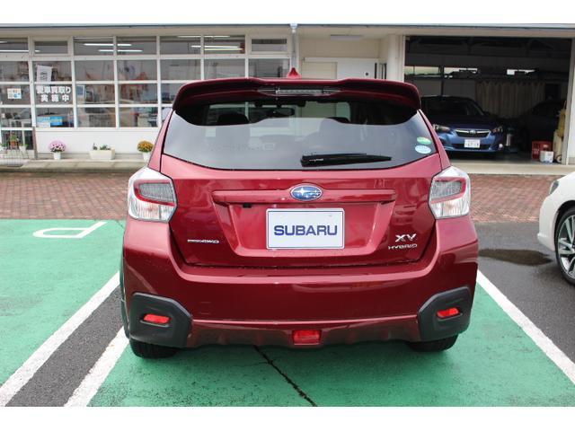 「スバル」「XVハイブリッド」「SUV・クロカン」「静岡県」の中古車5