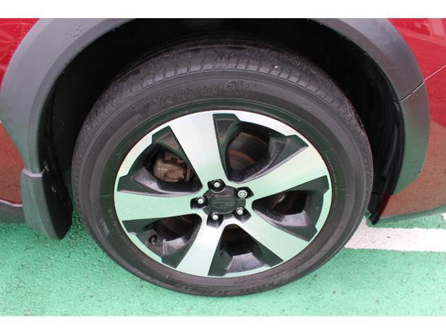 「スバル」「XVハイブリッド」「SUV・クロカン」「静岡県」の中古車7
