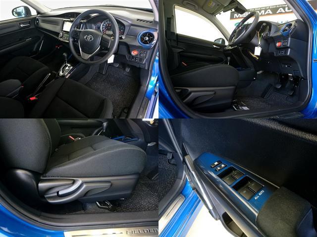 トヨタ カローラフィールダー 1.5G エアロツアラー TRDエアロ セーフティセンス