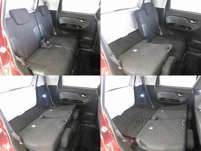 カスタム RS ハイパーSA ターボ スマートアシスト 屋根黒ツートンカラー 純正8型ナビ メッキパーツ 室内イルミネーション(12枚目)