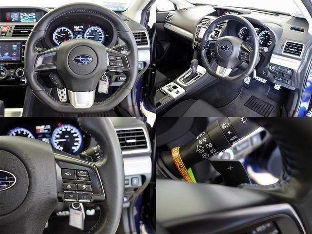 1.6GTアイサイト B型 アドバンスドセーフティパック 4WD直噴ターボ 純正ビルトインナビTV サイド バックカメラ 新品タイヤ アイサイトVer3(12枚目)