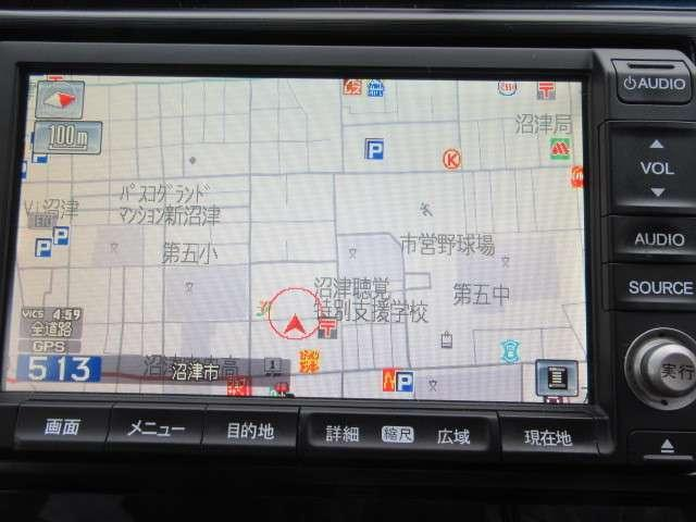 XL インターナビセレクト HID 純正HDDナビ ドラレコ(5枚目)