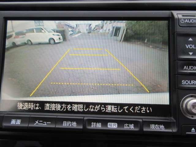 XL インターナビセレクト HID 純正HDDナビ ドラレコ(7枚目)