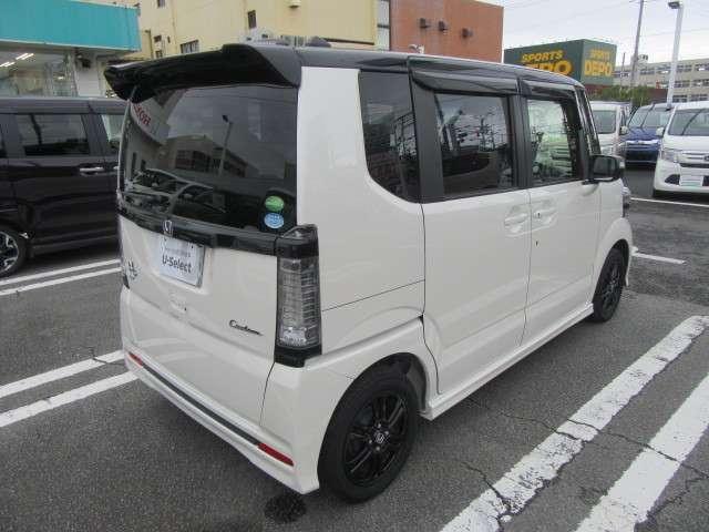 「ホンダ」「N-BOX+カスタム」「コンパクトカー」「静岡県」の中古車13