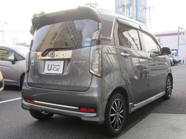 「ホンダ」「N-WGNカスタム」「コンパクトカー」「静岡県」の中古車15