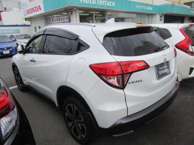 「ホンダ」「ヴェゼル」「SUV・クロカン」「静岡県」の中古車2