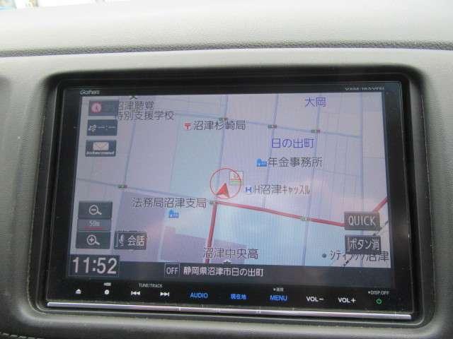 「ホンダ」「ヴェゼル」「SUV・クロカン」「静岡県」の中古車5