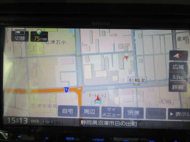 G ターボSSブラックスタイルパッケージ メモリーナビ フルセグTV アイドリングストップ シートヒーター ワンオーナー アルミホイール 両側電動スライドドア スマートキー バックカメラ ETC 衝突防止システム Bluetooth接続(5枚目)