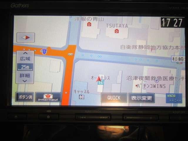 G・スタイリッシュパッケージ ナビ  CTBA Bluetooth 横滑り防止装置 禁煙 Bカメラ HID フルセグTV ワンオーナー クルコン メモリーナビ ナビTV 衝突被害軽減ブレーキ アイドリングストップ CD キーレス(5枚目)