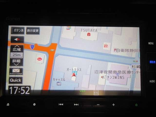 G・Lターボホンダセンシング ナビ Bluetooth 2年保証 キーフリー ワンオーナ ESC 禁煙 LEDヘッド ターボ車 バックカメ メモリナビ 地デジ ナビTV クルコン ETC スマートキー アルミ ベンチシート DVD(5枚目)