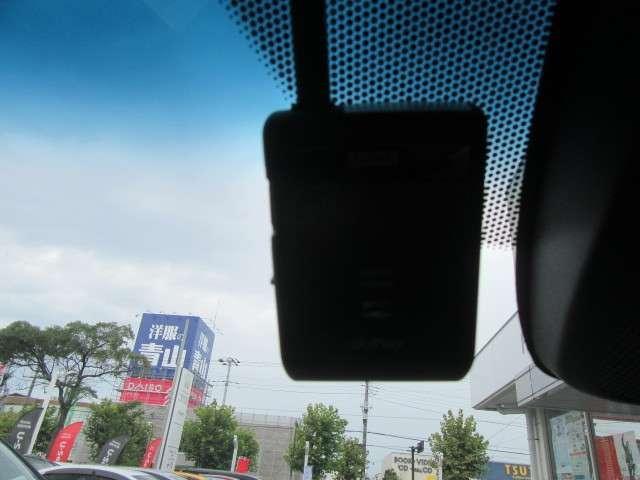 ナビ連動フロントドライブレコーダー