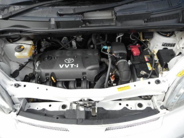 トヨタ ポルテ 130i Cパッケージ エアロ 17AW HID