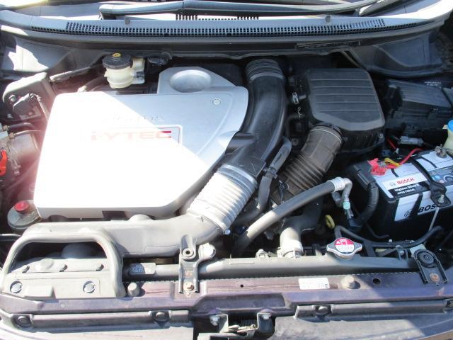 アブソルート 3列シート サンルーフ キーレス ETC 車高調 社外マフラー 社外18インチアルミ(18枚目)