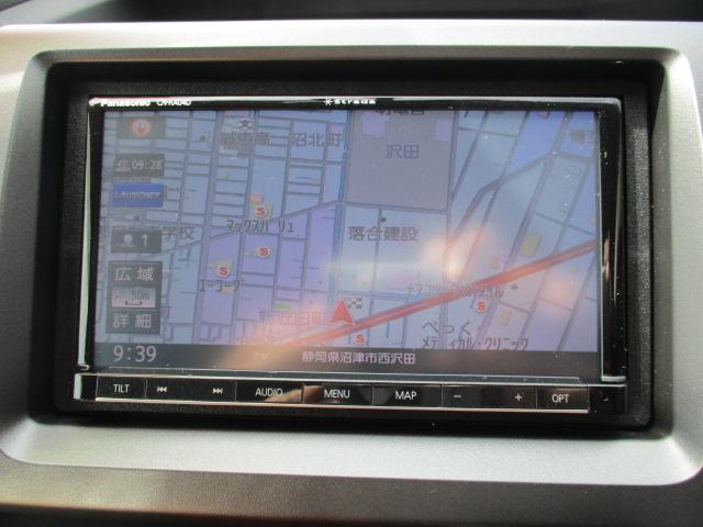S オートエアコン HIDヘッドライト キーレス 盗難防止システム ABS 左パワースライド 社外ナビ・フルセグ パドルシフト(20枚目)