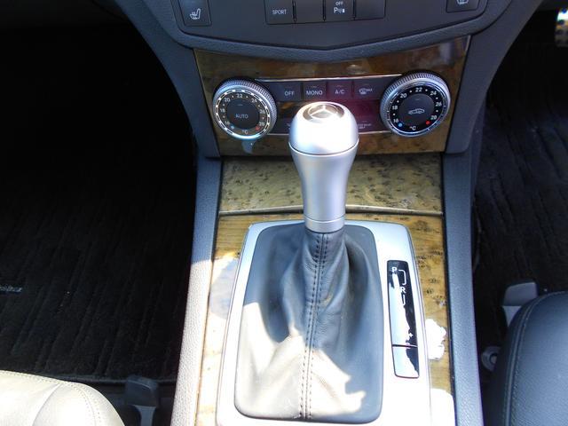 メルセデス・ベンツ M・ベンツ C200コンプレッサー アバンギャルド AMGエアロ