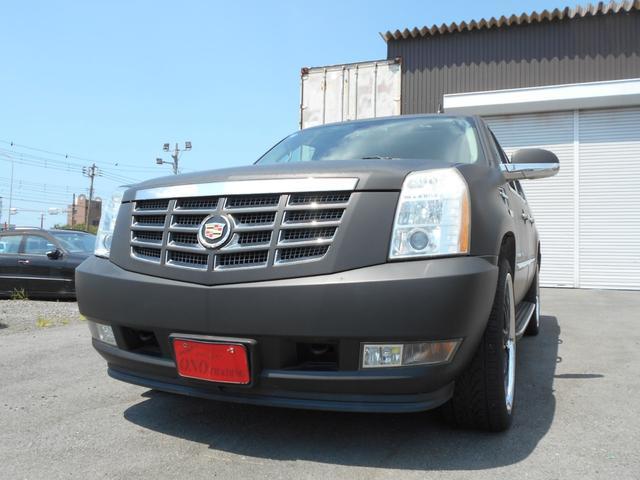 「キャデラック」「キャデラック エスカレード」「SUV・クロカン」「静岡県」の中古車10